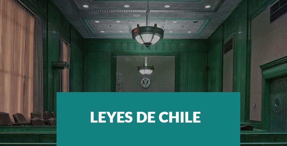 leyes chilenas