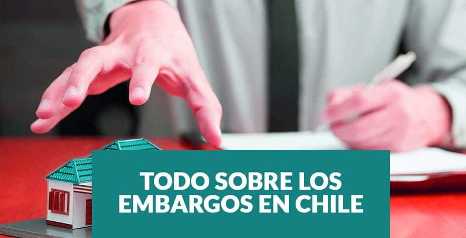 embargos en chile